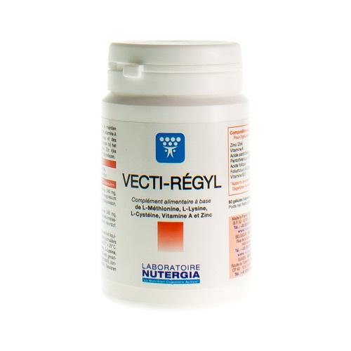 Vecti Regyl (60 Capsules)