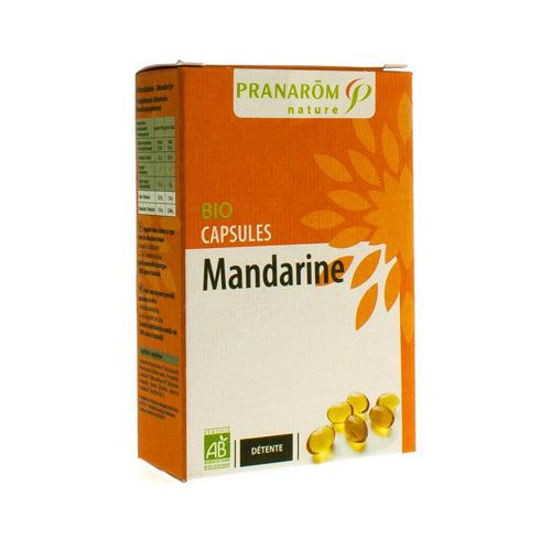 Pranarrom Mandarine (30 Capsules)