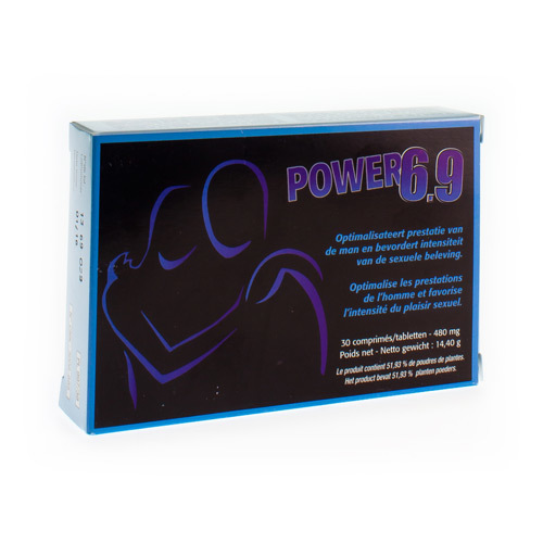 Power 6.9 (30 Capsules)