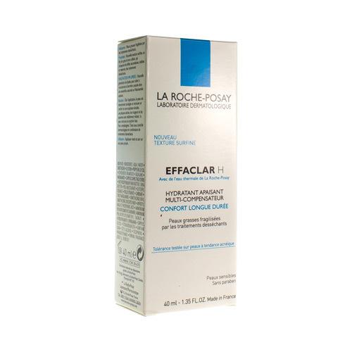 La Roche-Posay Effaclar H Creme (40 Ml)