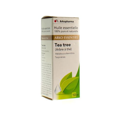 Arkential Huile Ess Tea Tree 10Ml
