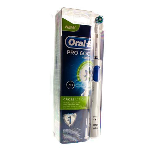 Oralb Bd Trizone 600 D16513
