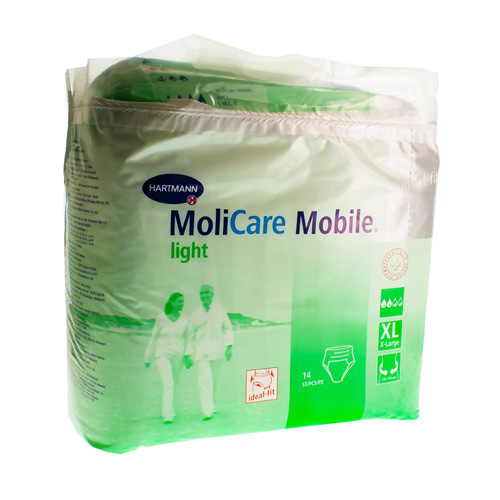 Molicare Mobile Light Xl 915854 14Pcs