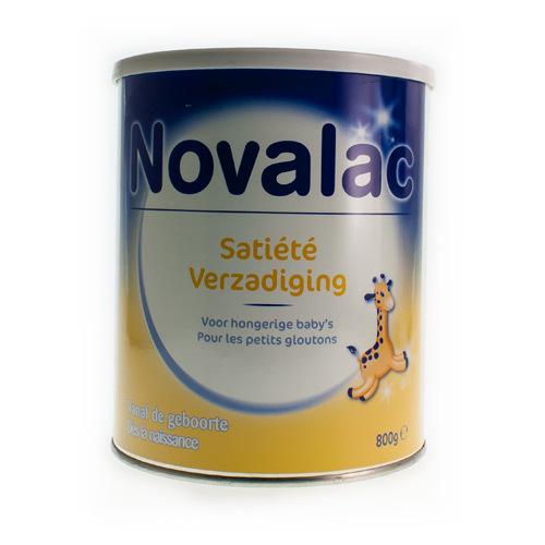 Novalac Sati�T� 2 0-12 Mois 800G