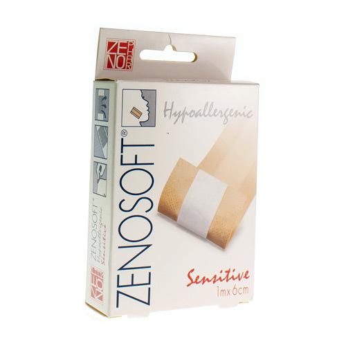 Zenosoft Hypoallergenic 1 M X 6 Cm