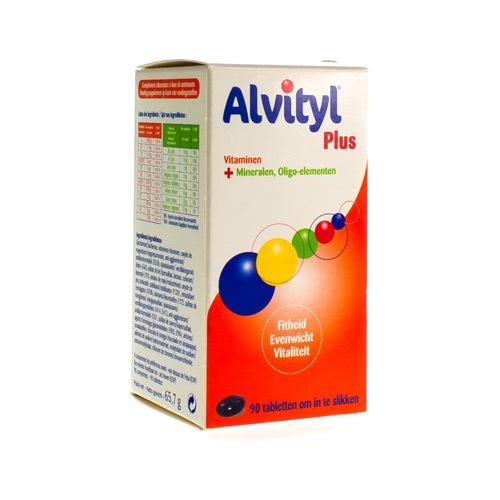 Alvityl Plus  90 Capsules