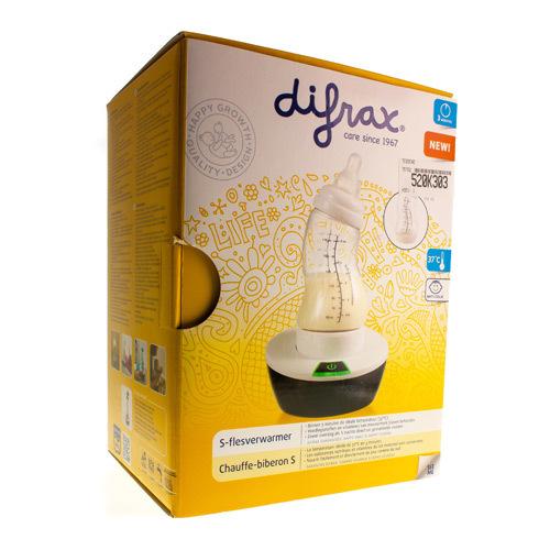 Difrax S Flesverwarmer