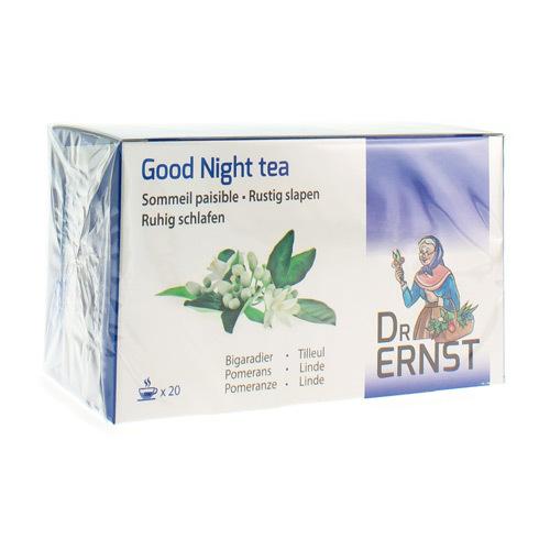 Dr. Ernst Good Night Tea  20 Sachets