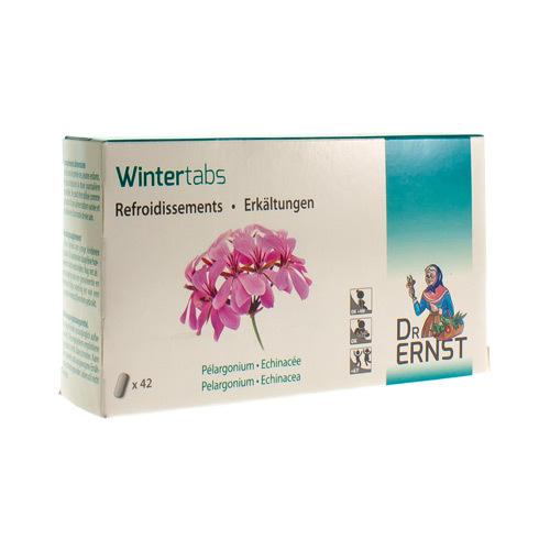Dr. Ernst Winter  42 Comprimes