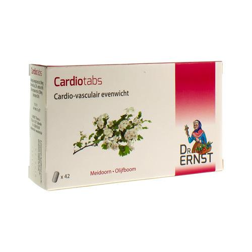 Dr. Ernst Cardio  42 Tabletten