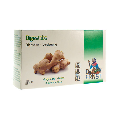 Dr. Ernst Digest  42 Comprimes