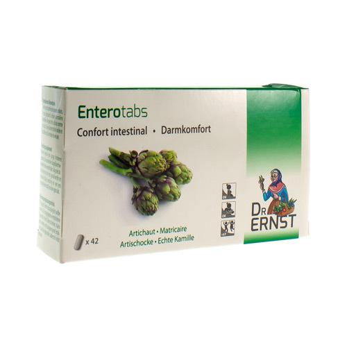 Dr. Ernst Entorotabs  42 Comprimes