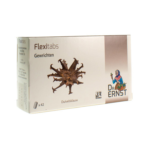 Dr. Ernst Flexi  42 Comprimes