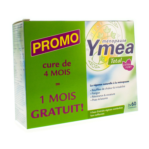 Ymea Total Extra Fort Duo Promo (120 Comprimes)