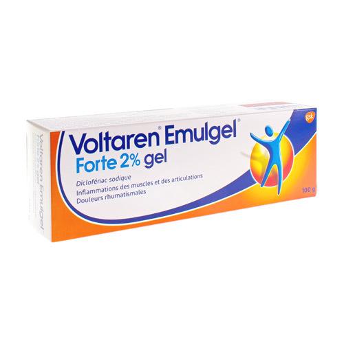 Voltaren Emulgel Forte 2% (100 Grammes)