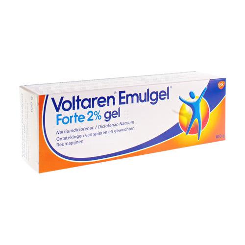 Voltaren Emulgel Forte 2% (100 Gram)