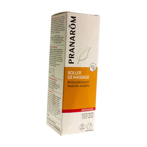 Aromalgic Roller Souple  75 Ml