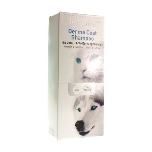Beaphar Pro Dermacoat Shampoo Anti Demang  200 Ml