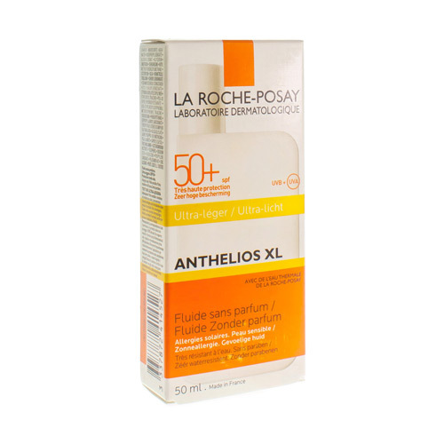 Anthelios Fluide Extr 50+Visage 50Ml