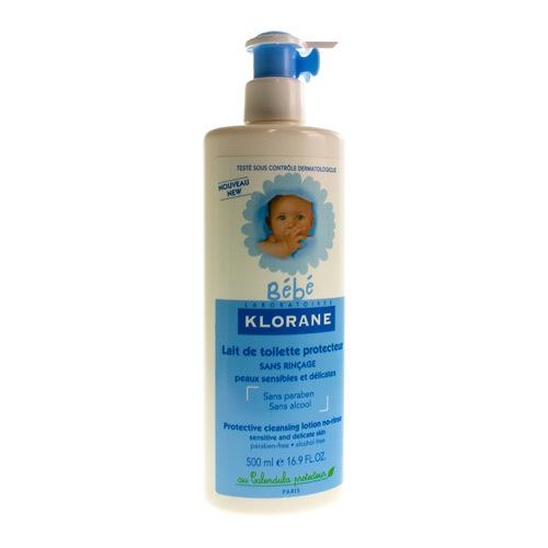 Klorane Bb Lait Hydratant Vegetal (500 Ml)