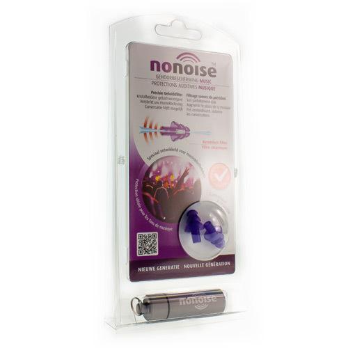 Nonoise Protect Audit Musique 2Pcs