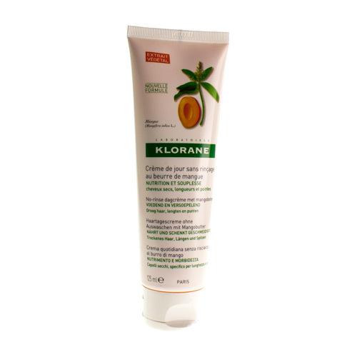 Klorane Creme Jour Mango (125 Ml)