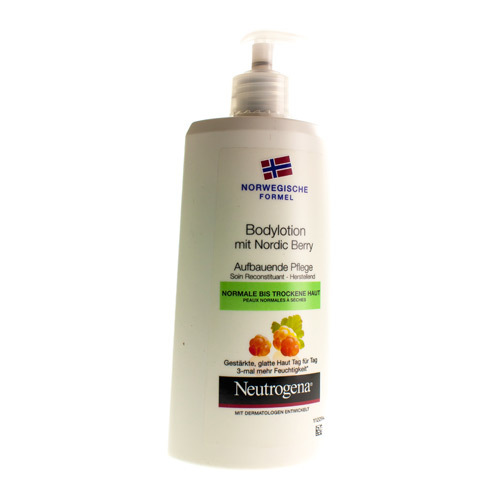 Neutrogena Lotion Corps Nordic B 400Ml