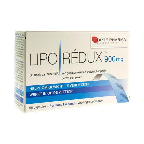 Forte Pharma Lipo ReDux 900 Mg (56 Capsules)