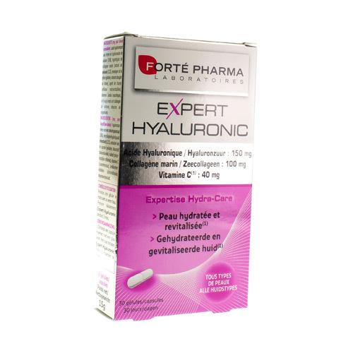 Expert Hyaluronic (30 Capsules)