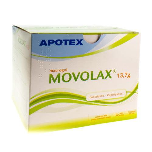 Movolax Apotex 13,7 G (50 Sachets)