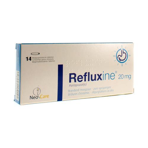 Refluxine 20 Mg (14 Comprimes)