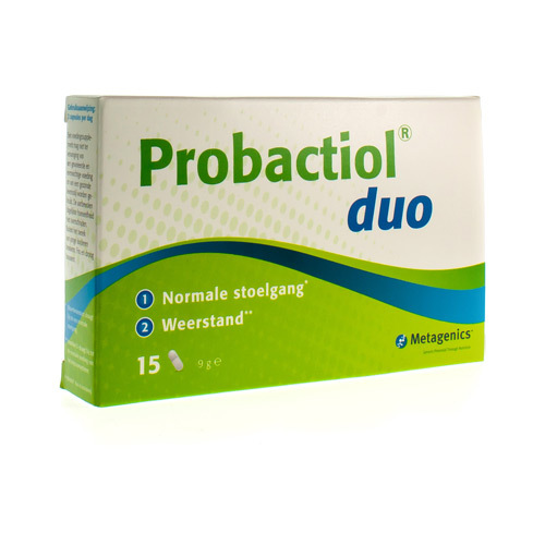Probactiol Duo (15 Capsules)