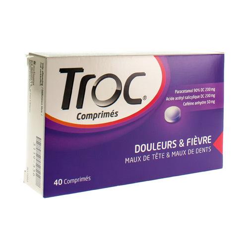 Troc (40 Comprimes)
