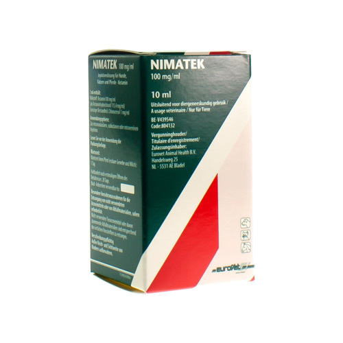Nimatek Veterinaire 100 Mg/Ml (10 Ml)