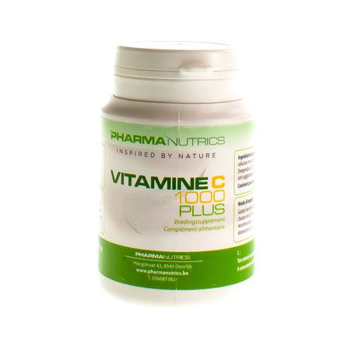 Vitamine C 1000 Plus Pharmanutrics (60 Tabletten)