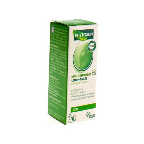 Phytosun Lemon-Grass Bio (10 Ml)