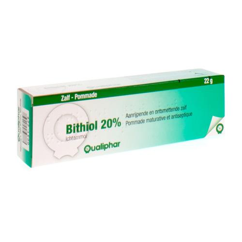 Bithiol Qualiphar Pommade 20%  22 Grammes