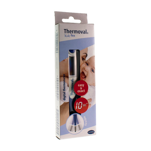 Thermoval Thermometre Rapid Kids 1Pcs
