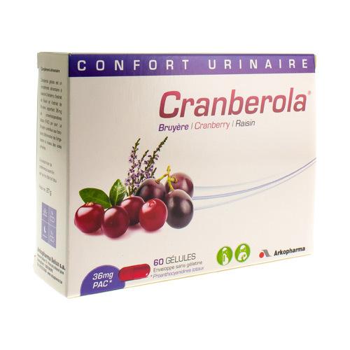 Cranberolla 36Mg Arko 60 Comp