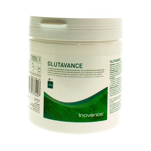 Glutavance Pdr Pot 400 G