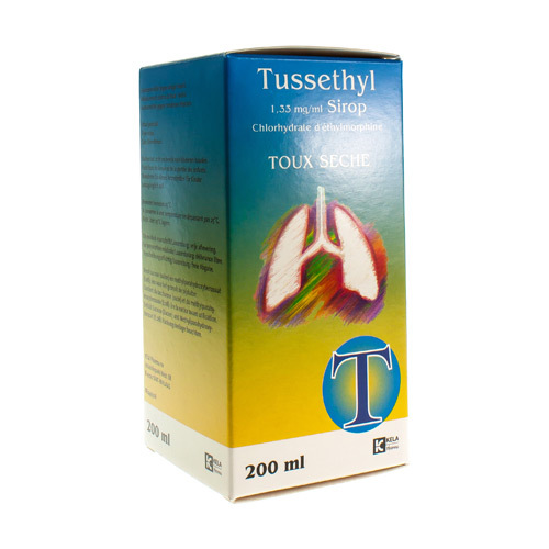 Tussethyl 1,33 Mg/Ml (200 Ml)