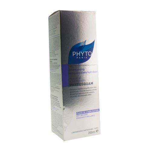 Phytosquam Shampoo Cheveux Sec 200Ml