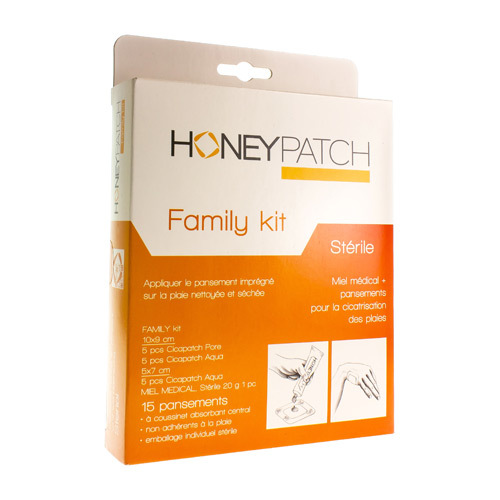 Honeypatch Family Kit
