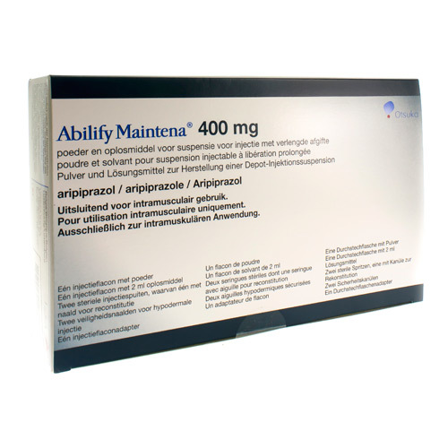 Abilify Maintena 400 Mg  2 Ml