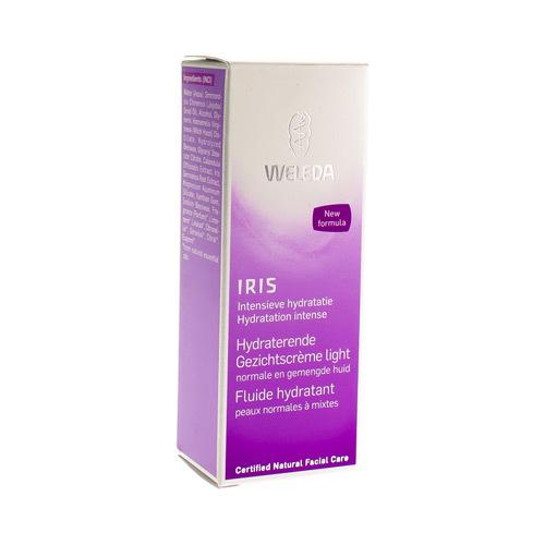 Weleda Fluide Hydratant a L'Iris (30 Ml)