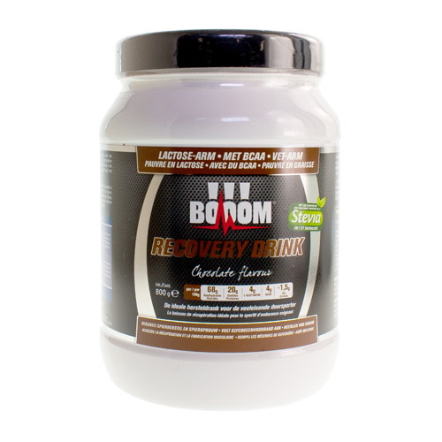 Booom Recovery Drink Chocolate  800 Gram