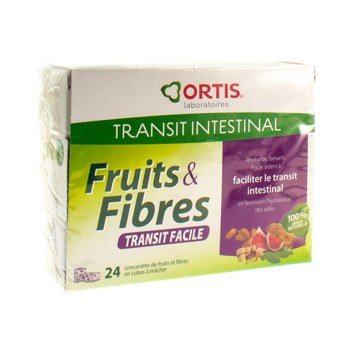 Ortis Fruits & Fibres 24Pcs