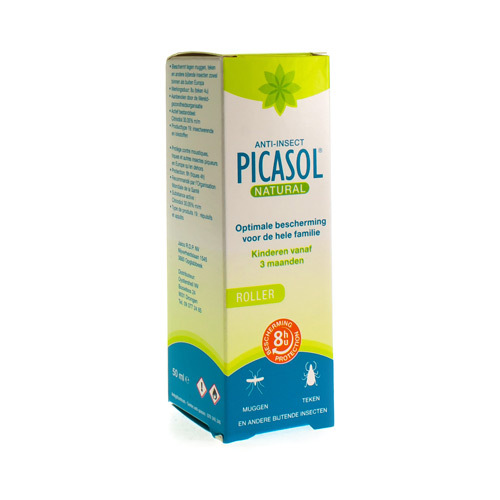 Picasol Roller 50Ml
