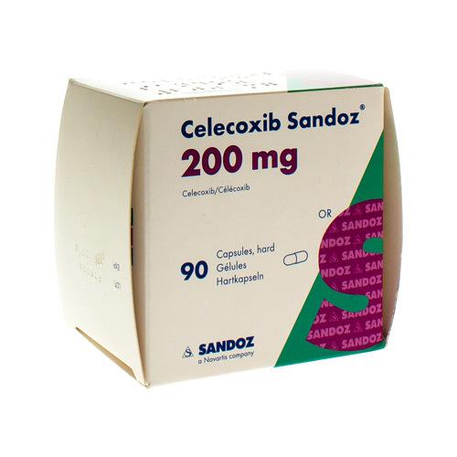Celexib Sandoz 200 Mg  90 Gelules