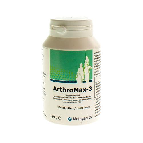Arthromax-3  90 Comprimes